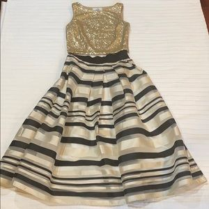 Badgley Mischka formal dress